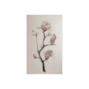 Pink Magnolia I 26 X 44 In. Wall Art