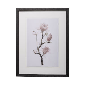 Pink Magnolia I 33 X 43 In. Wall Art