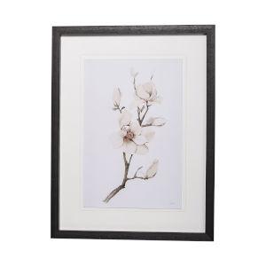 Pink Magnolia III 33 X 43 In. Wall Art