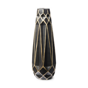 Teulia I Dark Gold Ceramic Base