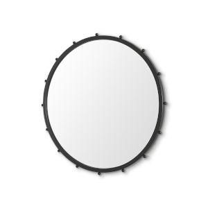 Elena II Black Wall Mirror