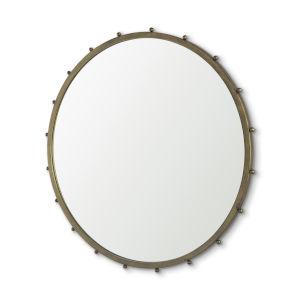 Elena III Gold Wall Mirror