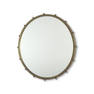 Elena II Gold Wall Mirror