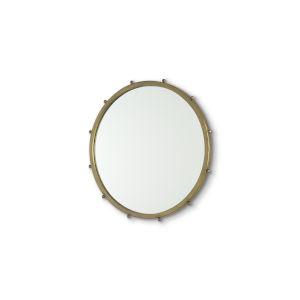 Elena I Gold Wall Mirror