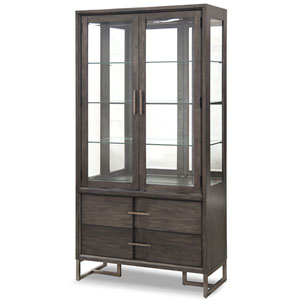 Cooper Luxe Living Curio China Cabinet