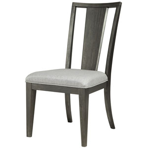 Cooper Luxe Living Dining Side Chair with Upholstered Seat