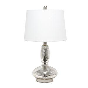Opal Mercury One-Light Dollop Table Lamp