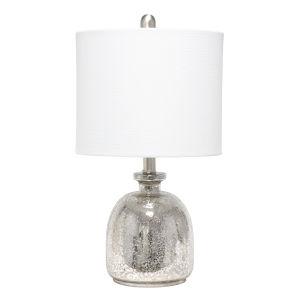 Cerise Mercury White One-Light Table Lamp