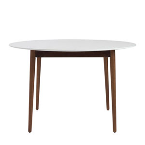 Uptown White Dining Table