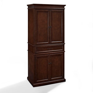 Evelyn Mahogany Pantry