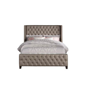 Evelyn Diva Queen Complete Bed