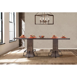 River Station Rectangle Counter Height Dining Table