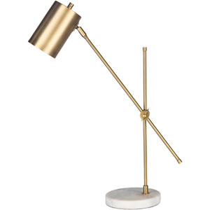 Loring Brass Table Lamp