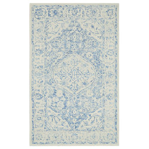 Whittier Blue Rectangular: 2 Ft. x 3 Ft. Rug