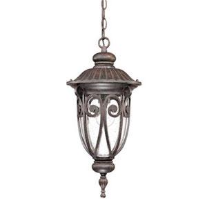 Wellington Bronze One-Light Outdoor Pendant