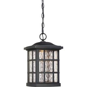 Hayden Black LED Outdoor Pendant