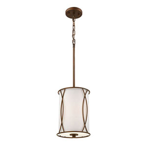 Selby Oil Rubbed Bronze One-Light Mini Pendant