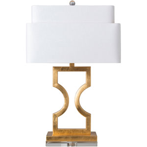 Vivian Gold One-Light Table Lamp