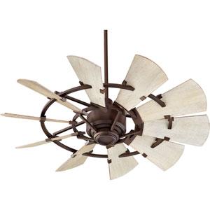 Somerset Oiled Bronze 44-Inch Ceiling Fan