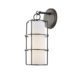 Greene Old Bronze One-Light Wall Sconce