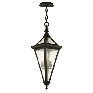Mill & Mason Mitre Vintage Bronze Two Light Outdoor Wall Sconce