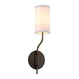 Tallulah Bronze One-Light Wall Sconce