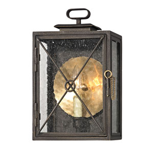 Bliss Vintage Bronze One-Light Outdoor Wall Sconce