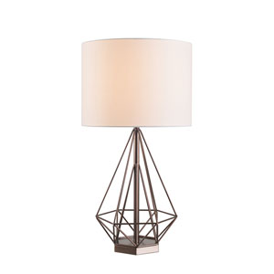 Uptown Vintage Copper One-Light Table Lamp
