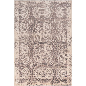 Afton Brown Rectangular: 6 Ft. 7 In. x 9 Ft. 6 In. Rug