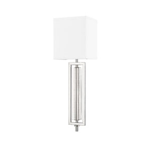 Cooper Polished Nickel One-Light Wall Sconce