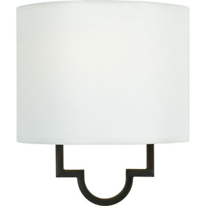 Linden Bronze One-Light Wall Sconce