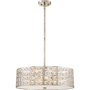 Cooper Gold Five-Light Pendant