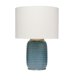 Selby Brass One-Light Table Lamp