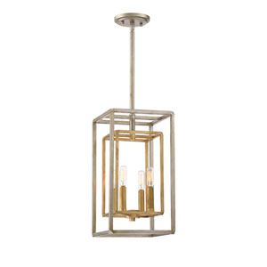 Kenwood Gold Four-Light Pendant