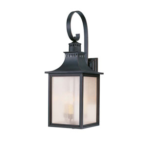 Kenwood Slate Three-Light Outdoor Wall Sconce