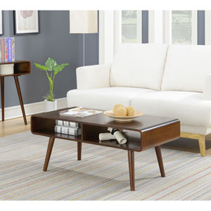 Uptown Espresso Coffee Table
