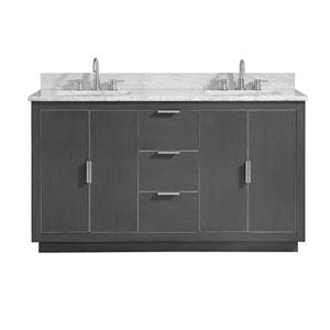 Cooper 61-Inch Grey Vanity Combo
