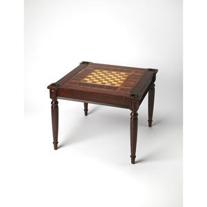 Wellington Cherry Multi Game Card Table
