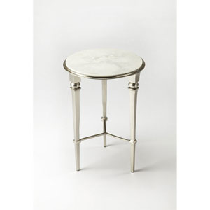 Whittier Silver End Table