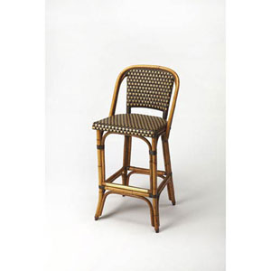 Hayden Light Brown Bar Stool