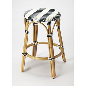 Hayden Blue Counter Stool