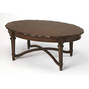 Wellington Brown Coffee Table