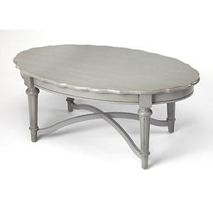 Wellington Gray Coffee Table