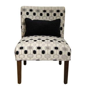 Linden Cream Accent Chair
