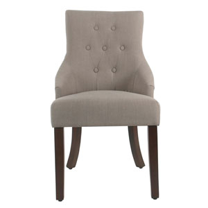 Vivian Light Grey Dining Chair