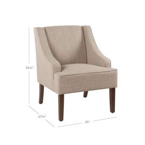Linden Tan Accent Chair