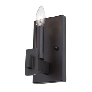 Nicollet Oil Rubbed Bronze One-Light Wall Sconce