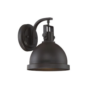 Lex Oil Rubbed Bronze One-Light Outdoor Wall Sconce