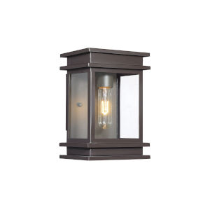 Essex Oil Rubbed Bronze One-Light Outdoor Wall Sconce