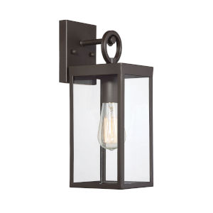Pax Oil Rubbed Bronze One-Light Outdoor Wall Sconce